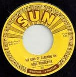 "45Re✦ DOUG POINDEXTER ✦ ""My Kind Of Carrying On"" Fantastic Hillbilly Rockabilly♫"